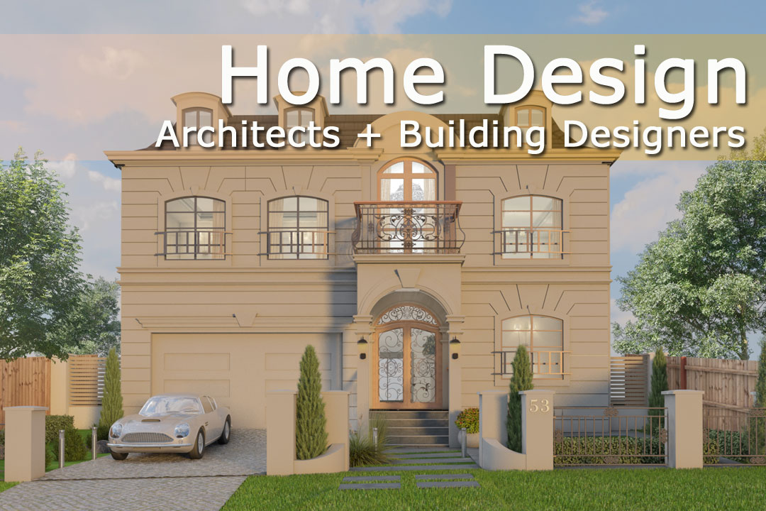 Architects And Building Designers