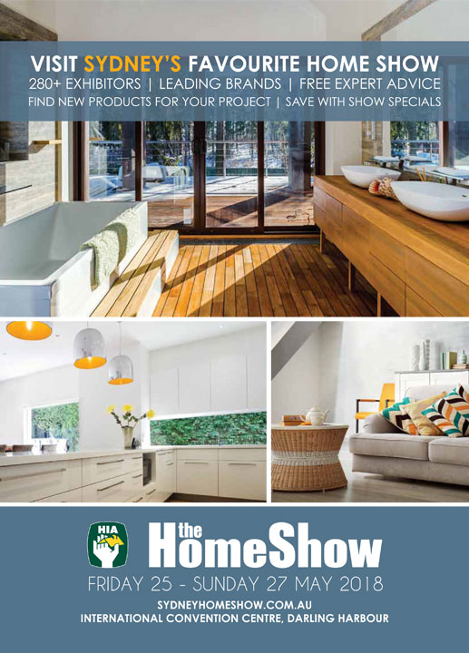 Sydney Home Show May 2018 Sydney Home Design and Living