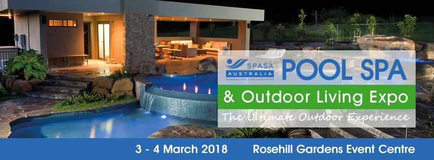 Pool Spa U0026 Outdoor Living Expo U2013 March 2018