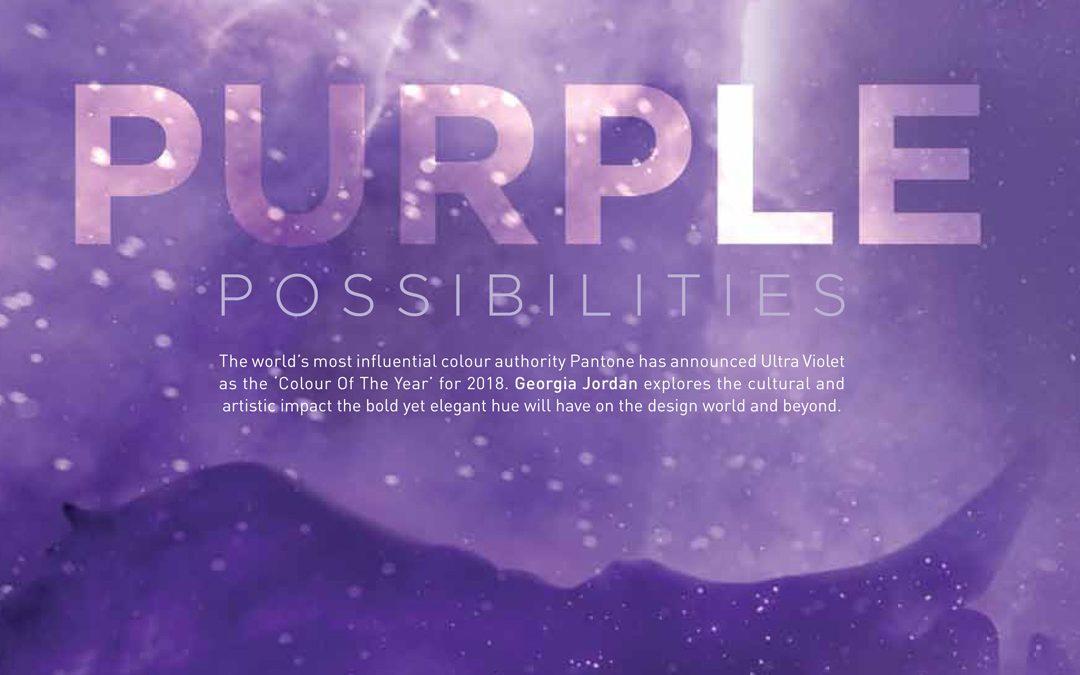 Purple Possibilities