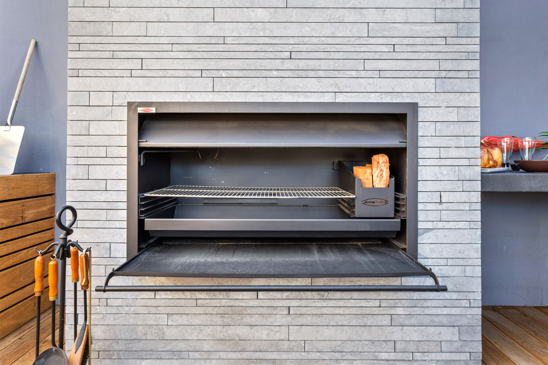Jetmaster Heat & Glow outdoor fireplaces unique fireplace Sydney distributor