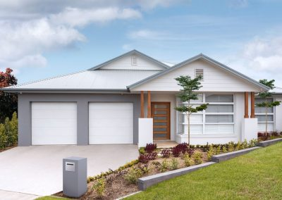 New Living Homes Project 1
