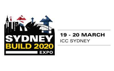 Sydney Build Expo – March 2020