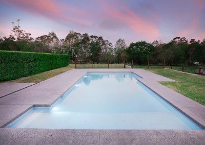 Transform Pools & Spas Project 1