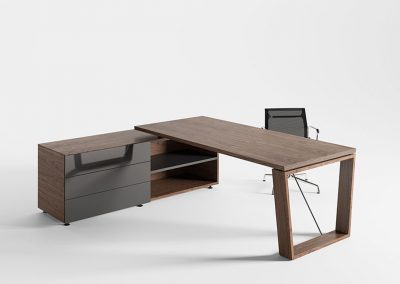 Luxury home office fit outs from Desks of Design